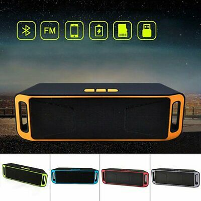 Waterproof Portable Wireless Bluetooth Speaker Outdoor home Stereo Loudspeaker