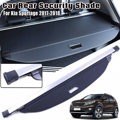 Rear Trunk Cargo Luggage Security Shade Cover Shield For Kia Sportage 17-18