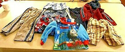 Baby Boy Size 6-9 & mostly 24 month Clothing Bundle