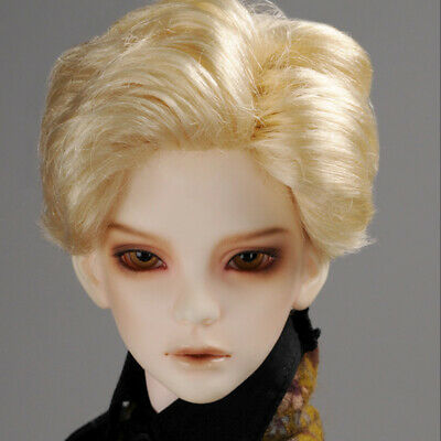 """Dollmore /"""" Ample Cut Wig 1//3 BJD SIZE SD Wig 8-9 Brown"""
