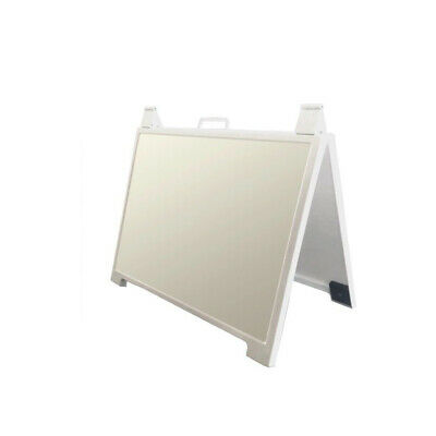 HC Display Metal Portable Double Side A Frame/Sign Sandwich Board 600mmx900mm