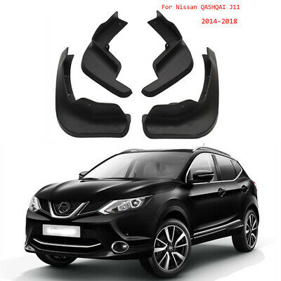 Genuine Set Splash Guard Mud Guards Mud Flaps For Nissan QASHQAI J11 2014-2018