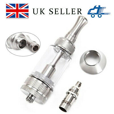 5Ml Aspire Nautilus Tank Kit With Adjustable Air Hole & Bvc Coil Coils Hot New