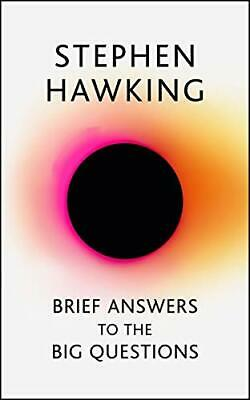 Brief Answers to the Big Questions: the final book from Stephen Hawking-Steph