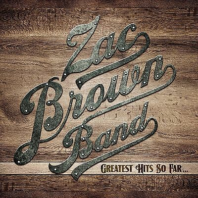 Greatest Hits So Far... [Slipcase] by Zac Brown Band/Zac Brown (CD, Nov-2014, At