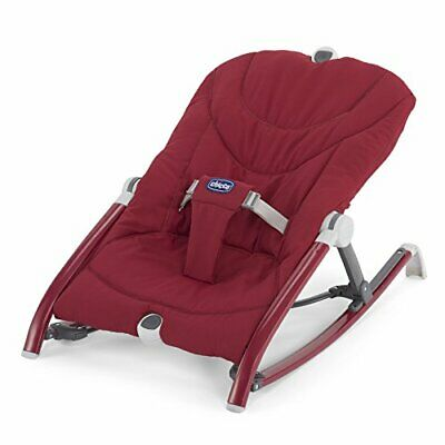 Chicco Pocket Relax Schaukelwippe red rot