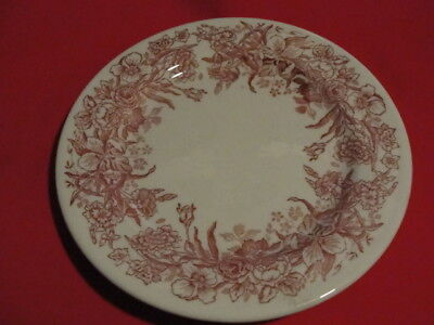 """8"""" Plate TEPCO China Colonial pattern"""