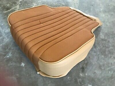 Range Rover Classic 2 & 4  Door Front Seat base Herringbone cover & Foam NEW