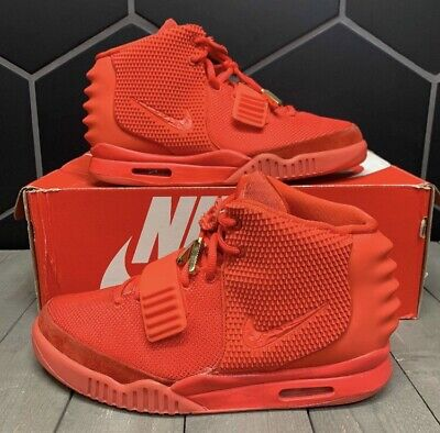 NIKE AIR YEEZY 2 SP Red October Size 11.5 -  4 4eca9b72e