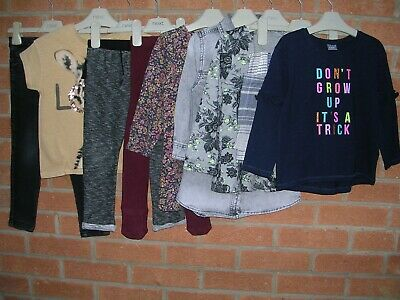 NEXT GAP TU etc Girls Bundle Jeans Tops Dress Tights Skirt Age 3-4 104cm