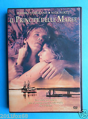 dvds barbra streisand nick nolte il principe delle maree the prince of tides gq