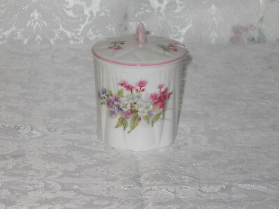 Dainty Jam Pot with Lid