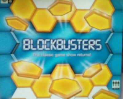 Blockbusters Classic TV Based Game Show Board Game by Ginger Fox New