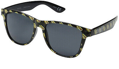 c8012a3f71 Neff Daily Shades Unisex Sunglasses with Cloth Pouch for Men and Women (Hot  Dog)