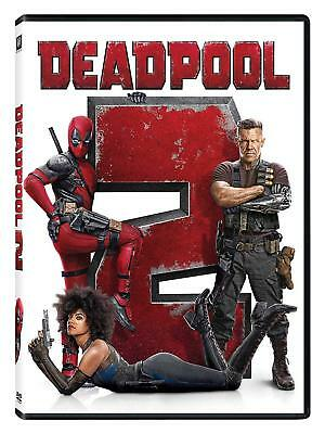 Deadpool 2 (DVD, 2018) Brand New Sealed Fast Shipping