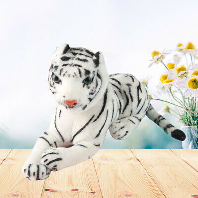 1pc Tiger Toy Cuddly Stuffed Soft Plush Stuffed Toy Tiger Doll for Children Kids