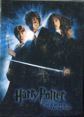 Harry Potter Chamber Of Secrets Complete Trading Card Set