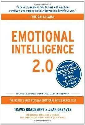 Emotional Intelligence 2.0 by Travis Bradberry & Jean Greaves EB00K