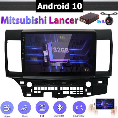 10'1 IPS Android 8.1 Car GPS Autoradio Head unit for Mitsubishi Lancer 2010-2015