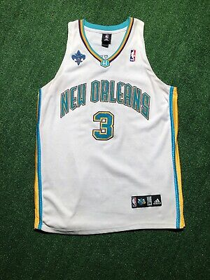efd1ec7d9 Chris Paul stitched New Orleans Hornets used nba jersey mens XL adidas white