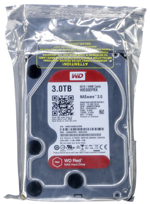 Western Digital WD Red       3TB WD30EFRX OEM NEW