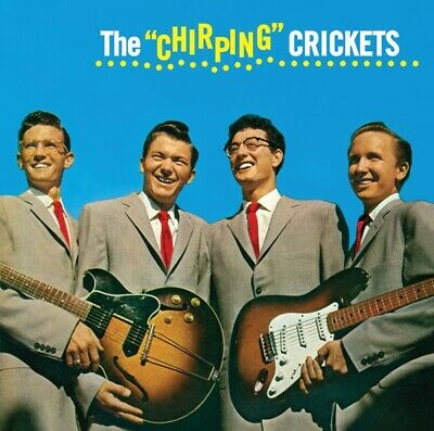 Buddy Holly - The Chirping Crickets+Buddy Holly CD State Of A NEW