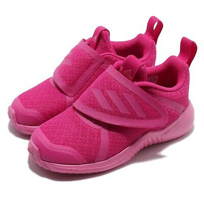 378fc781997 adidas FortaRun X CF I Pink Strap TD Toddler Infant Baby Shoes Sneakers  D96961