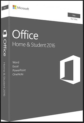 MICROSOFT OFFICE 2016 Home and Student✔Für 1 MAC✔Produkt Key✔E-Mail EXPRESS