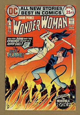 Wonder Woman (1st Series DC) #201 1972 GD/VG 3.0
