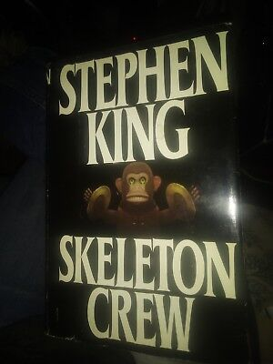 Skeleton Crew by Stephen King 1985 Hardcover Book! eb56ca09aa8