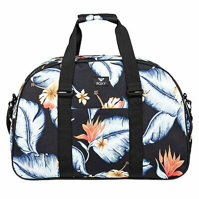50cfdb5b84 Roxy Feel Happy Femme Sac Pour La Gym - Anthracite Tropical Love Une Taille