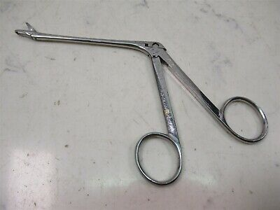 Karl Storz N2960 Up Turned Grasping Forceps German Stainless Steel Surgical