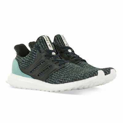 70c5920425661 Cg3673 Men s Adidas Originals Ultra Boost Parley Running Shoes Blue white  New