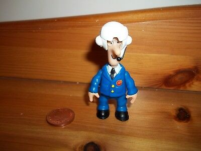 Postman Pat Helicopter Pilot Action Figure, 2.5 Inches, See Others & Combine