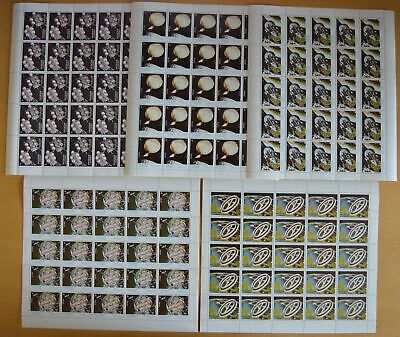 W215. Sharjah - MNH - Space - Full sheet - Wholesale