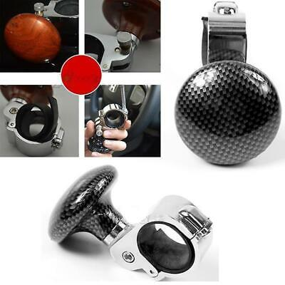 Car Steering Wheel Suicide Spinner Knob Power Handle Easy Turn for Car Boat New