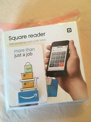 Square Card Reader - For iPhone, iPad Or Android