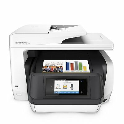 HP OfficeJet Pro 8720 Farb-Tinten-Multifunktionsdrucker - DEMOGERÄT