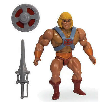 Masters Of The Universe Vintage Action Figure He-Man 14CM Pre-order 06/05/2019