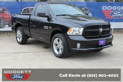 2017 1500 Express 2017 Ram 1500, Brilliant Black Crystal Pearlcoat with 15,846 Miles available now