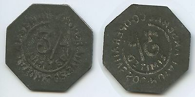 M353 - Grossbritannien Jeton Royal Arsenal Co.Operative Society 3/- Limeted