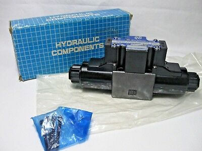 Northman Solenoid Operated Directional Valve SWH-G02-C4-D24-10-NOS