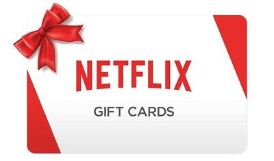 $30 Netflix Giftcard | Digital Delivery