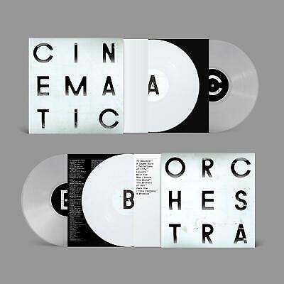 The Cinematic Orchestra: To Believe Deluxe 180g Coloured Vinyl 2 x LP Record
