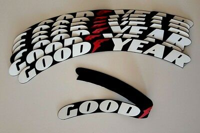 Joint Permanent Tire Letter Good Year 1'' 15''-22'' Compatible 8 Count Free Ship