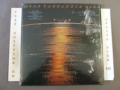 Creedence Clearwater Revival More Gold Greatest Hits Lp In Shrink Fortunate Son