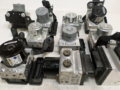 2008 Buick Enclave ABS Anti Lock Brake Actuator Pump Assembly 163k OEM