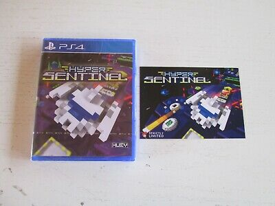 Hyper Sentinel (Sony PlayStation 4). Brand New Mint. Strictly Limited Games. PS4