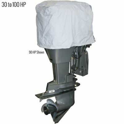 Weather Resistant 30-100hp Outboard Boat Motor Storage Cover