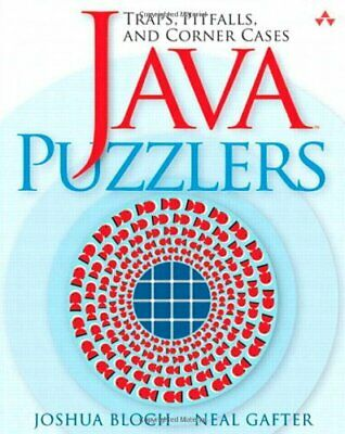 Java Puzzlers Traps, Pitfalls, and Corner Cases 1st Edition by Joshua Bloc-EB00K
